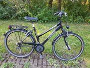 Damen und Herren Fahrrad