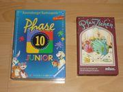 2x tolle Spiele PHASE 10
