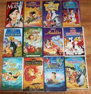 54 Video Cassetten 20 Walt
