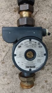 WILO VIRS 25 60 Pumpe