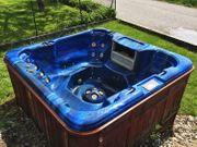 Whirlpool für den Garten zu