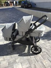 Babyjogger City Select Lux Zwillings-