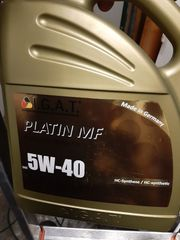 motoröl platin mf 5w40
