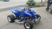 Quad Yamaha Raptor 660