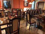 gastronomie tische und stühle
