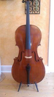 Altes franz Cello aus Nachlass