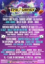 Festivalpass FM4 Frequency Festival 2019