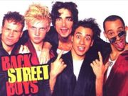 Tickets Backstreet Boys 27 Mai