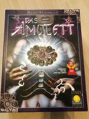 Das Amulett Brettspiel