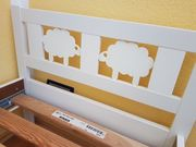 Kinderbett ikea Kritter weiß