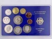 1985 BRD - Kursmünzensatz - Staatliche Münze