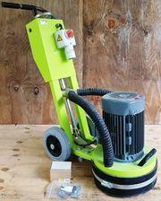 Fußbodenschleifmaschine Omega 400 V Fußboden