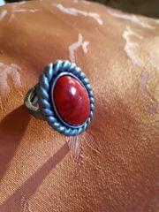 Ring Modeschmuck mit Kettenglied