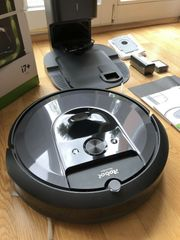 iRobot Roomba i7 Roboter-Staubsauger - Schwarz