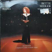 Schallplatte Bette MidlerWind Beneath my