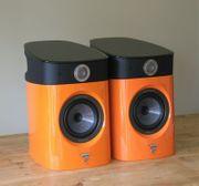 Hervorragende fokale Sopra N1-Lautsprecher mit