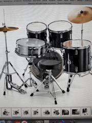 Schlagzeugeset für Einsteiger