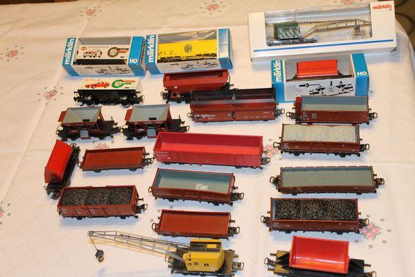 00fac086812f98 Modelleisenbahn Märklin H 0