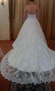 Brautkleid M L