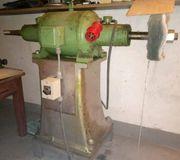 Industrielle Polier- Schleifmaschine - Rarität