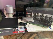 Xbox one x mit Gears