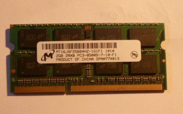 2 GB Ram wie neu