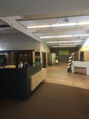 Büro - Ausstellung - und Lagerfläche
