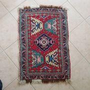Orientteppich 84 77 x56 cm