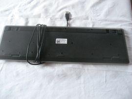 Bild 4 - USB Tastatur Keyboard grau Dell - Birkenheide Feuerberg