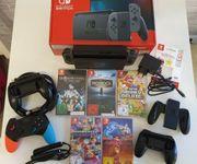 Nintendo Switch Konsole Grau Edition