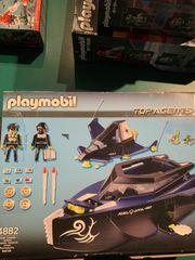 Playmobil TopAgents Robogangster Turbokampf