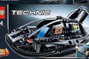 42002 Lego Technic Luftkissenboot