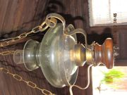 Eiche rustikal Lampe