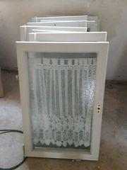 Fenster gebraucht altes Design Retro