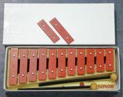 Sonor Glockenspiel G 10