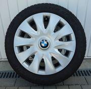 BMW 1er F20 4x Winterräder