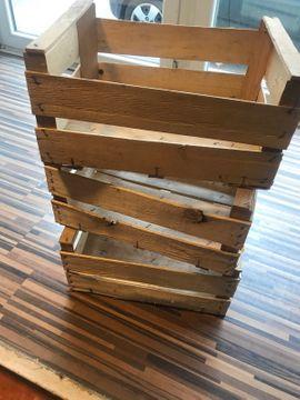 Sonstiger Gewerbebedarf - Obstkisten Holzkisten Füllmenge 10 Kg