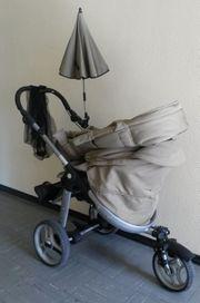 Kombi Kinderwagen Teutonia Mistral S