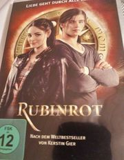 3 DVD Rubinrot Saphirblau Smargradgrün