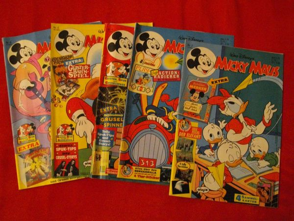 Micky Mouse 70 weitere Magazine