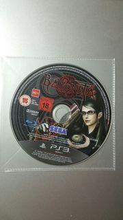 Bayonetta - ps3 nur Disc