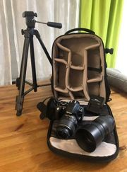 Nikon D3100 Spiegelreflexkamera