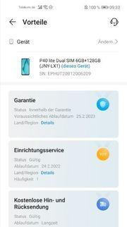 Huawei P40 Lite MidnightBlack 128