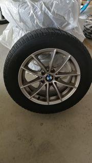 Winterkompletträder für BMW X3