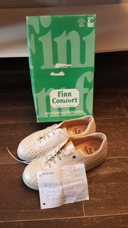 Finn Comfort Made in Germany