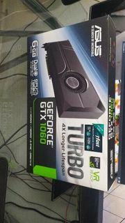 Nvidia Asus Geforce GTX 1060