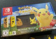 Nintendo Switch Konsole Pokemon Let