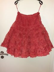 schönes Petticoat von Burlesk in
