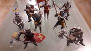 8 Schleich Ritter