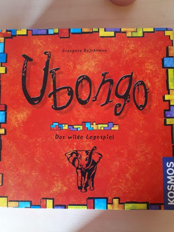 Spiel Ubongo